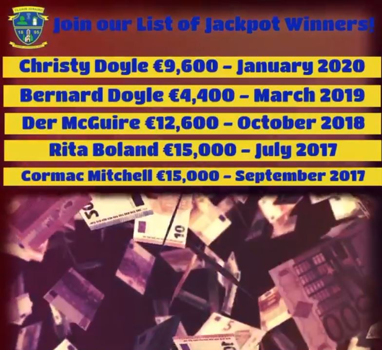 Our Lotto Winners!