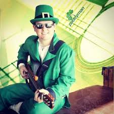 Paddyman will be playing Friday 9.30pm, Saturday 5.00pm, Sunday 2.00pm in Muddy Murphy's and Sunday 6.00pm in The Penny Black