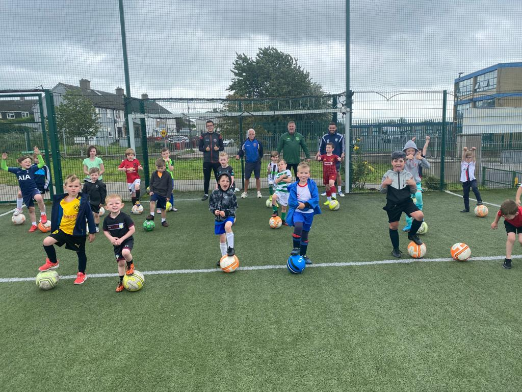 Finglas Celtic Summer Soccer Camp In association with  IF. Performance Training https://www.facebook.com/IFFootballCoaching/  Well that brings a close to yet another successful summer soccer camp at Finglas Celtic, well done to all the club officials that made the camp a memorable one for the kids!
