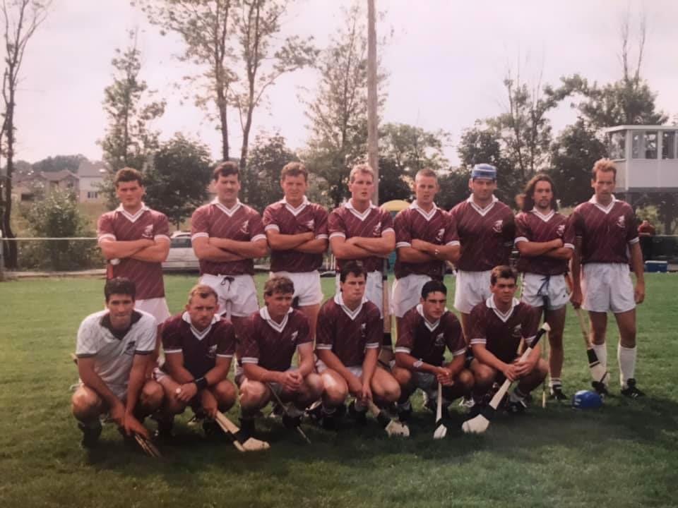 Cu Chulainn Hurling team in 1994